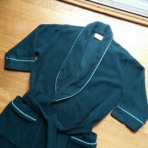 Size 7 kid LL Bean fleece robe